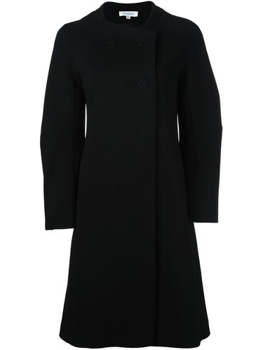 collarless coat Io Ivana Omazic