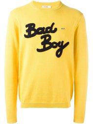 Bad Boy patch sweater Sun 68