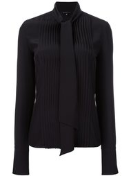 pleated tie neckline shirt Barbara Bui