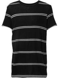 striped T-shirt Amiri