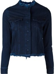 cropped jacket Marques'almeida