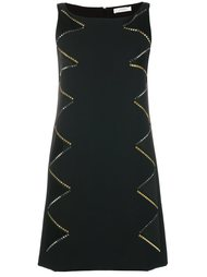 studded shift dress Versace Collection