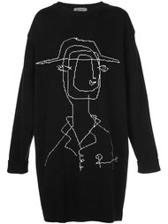 oversized sweatshirt  Yohji Yamamoto