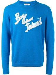 Boy Friend patch sweater Sun 68