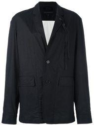 куртка свободного кроя Ann Demeulemeester Grise