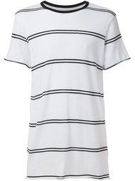 double stripe T-shirt Amiri