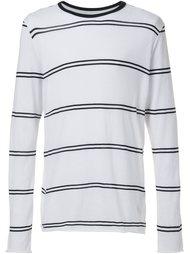 double stripe longsleeved T-shirt Amiri