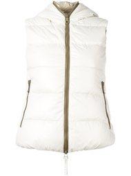 zipped hooded jacket Duvetica