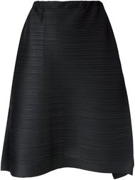 'Edgy Bounce' skirt Pleats Please By Issey Miyake