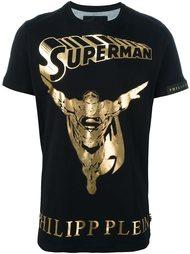 футболка 'Golden Hero' Philipp Plein