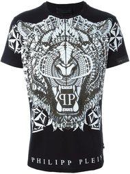 футболка 'A Predator'  Philipp Plein