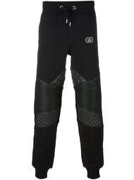 стеганые спортивные брюки Philipp Plein