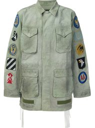 куртка в стиле милитари Off-White