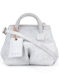 мини сумка-тоут со съемной лямкой Marsèll