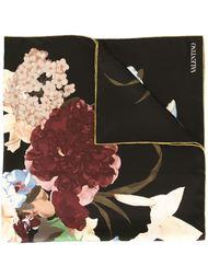 шарф 'Kimono Flower' Valentino