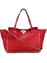 трапециевидная сумка-тоут 'Rockstud' Valentino