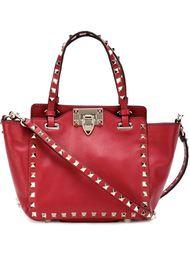 сумка-тоут 'Rockstud' в форме трапеции Valentino