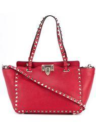 маленькая сумка-тоут 'Rolling Rockstud'  Valentino