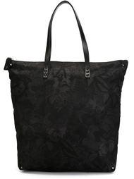 сумка-шопер 'Camubutterfly' Valentino