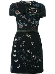вязаное платье 'Astro Couture' Valentino