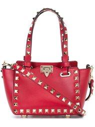 мини сумка-трапеция 'Rockstud'  Valentino