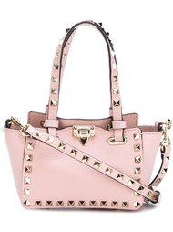 маленькая сумка-тоут 'Rockstud'  Valentino