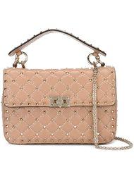 стеганая сумка-тоут 'Rockstud'  Valentino