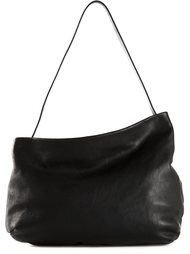 сумка асимметричной формы на плечо Marsèll