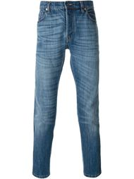 джинсы кроя скинни Valentino