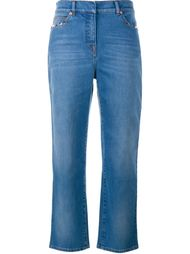 джинсы бойфренда 'Rocktud' Valentino