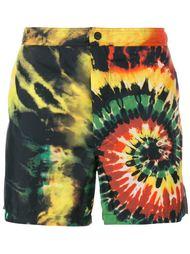 плавательные шорты 'Tie and Dye'  Valentino