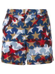 плавательные шорты с принтом звезд Valentino