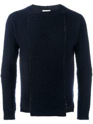 свитер с круглым вырезом   Valentino