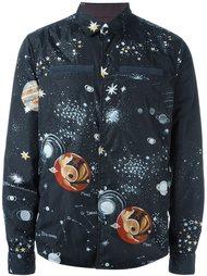 куртка-рубашка 'Astro Couture' Valentino