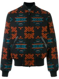 куртка бомбер 'Pendleton' Marcelo Burlon County Of Milan