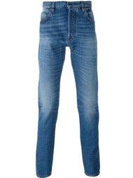 джинсы чинос со звездами Valentino