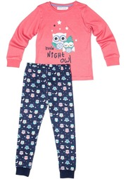 Комплект: пижама(брюки + джемпер) MINOTI