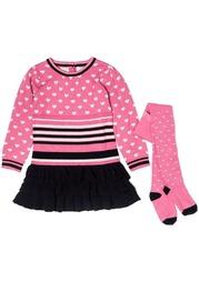 Комплект: платье + колготки MINOTI