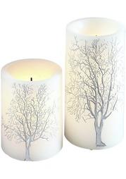 Светодиодная свеча, 2 штуки Heine Home