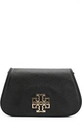 Кожаная сумка Britten Tory Burch