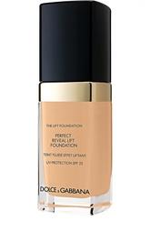 Тональный крем с эффектом лифтинга, оттенок 100 Natural Glow Dolce & Gabbana