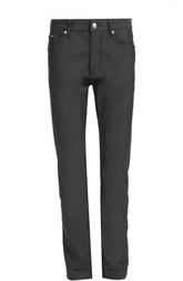 Прямые джинсы из эластичного хлопка HUGO BOSS Black Label