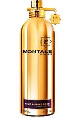 Парфюмерная вода Aoud Purple Rose Montale