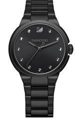 Наручные часы City с металлическим браслетом Swarovski