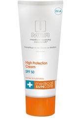 Солнцезащитный крем для лица SPF 50 Sun Care High Protection Medical Beauty Research