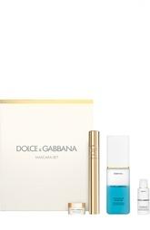 Набор Mascara Set (Тушь + 2 очищающих средства + Гель для век) Dolce & Gabbana