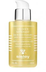 Мягкий очищающий гель для лица с тропическими смолами Sisley