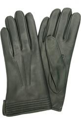 Кожаные перчатки с подкладкой из кашемира Sermoneta Gloves