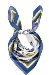 Шелковый платок с принтом St. John