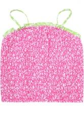 Раздельный купальник с цветочным принтом Polo Ralph Lauren